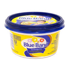 Blue Band Cup 250gr 1 Ctn (48 pcs)