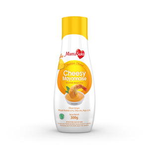 Mamasuka Cheese Mayonnaise 300 gr 1 Ctn (Isi 6 pcs)