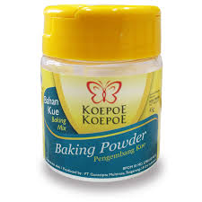 Kupu Kupu Baking Powder 45gr 1 Lusin (Isi 12 Pcs)
