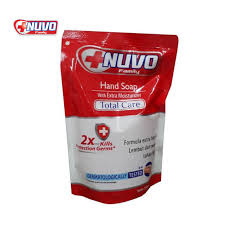 Nuvo Hand Soap Merah Pouch pcs