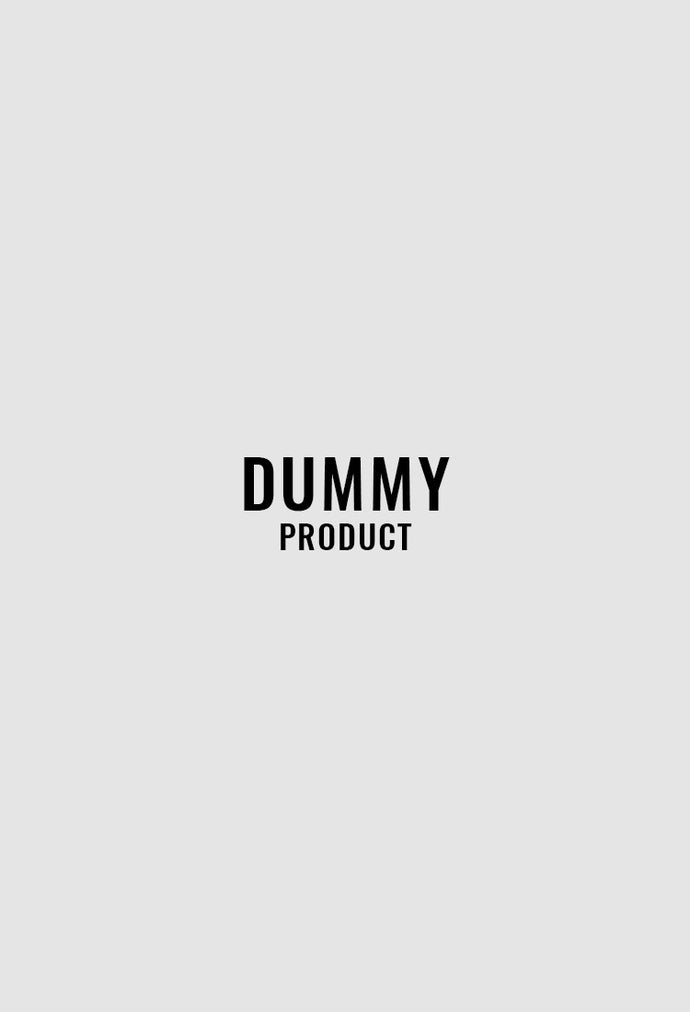 #TEST DUMMY PRODUCT
