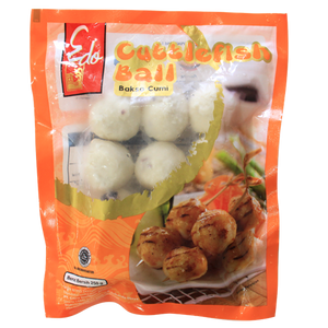 Edo Cuttle Fish Ball 250 gr