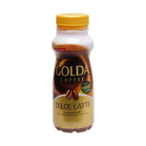 GOLDA Golda Dolce Latte RTD Coffee (isi 24) 200 ml