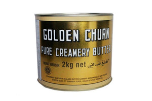 Golden Churn	Butter Salted Canned 2 kg