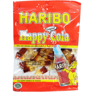 Haribo Happy Cola 160 Gr Permen