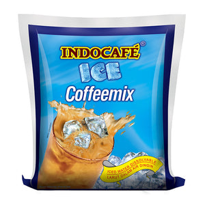Indocafe ice coffeemix perforated 30 x 30 gr
