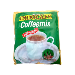 INdocafe coffeemix jahe perforated 30 x 25 gr