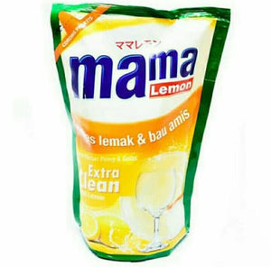 Mama Lemon Jeruk Nipis Pouch 800ML 1 Ctn (Isi 12 pcs)