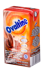Diamond Ovaltine Choco Malt UHT 125ml 1 Ctn (Isi 40 pcs)
