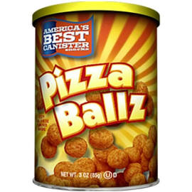 America's Best Canister Pizza Balls 3 Oz