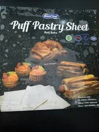 Individual Puff Pastry Sheet 750 gr