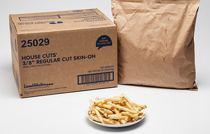 US. Potatoes Lamb Weston Regular Cut Skin-On 2.27 Kg