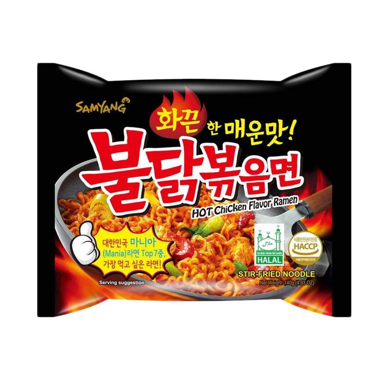Hot Chicken Ramen Spicy Pcs