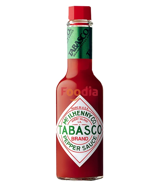 Tabasco Red Pepper Sauce 1/6/12/60 Ml Saos