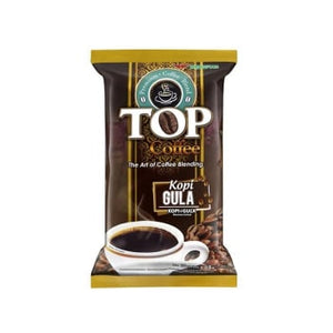 TOP KOPI	Top Kopi Gula (2in1) 6bag x 20 x 25gr