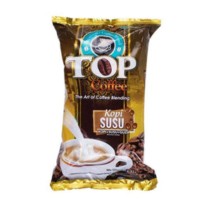 TOP KOPI	Top Kopi Susu (3in1) 12pack x 10 x 31gr