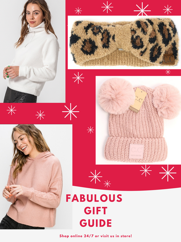 Cozy Gift Guide!