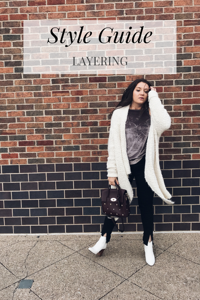 Style Guide: Layering