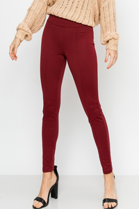 Wine Down Leggings