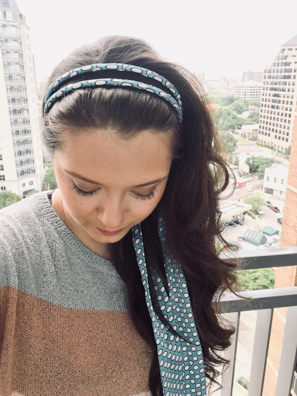 Double Headband Scarf