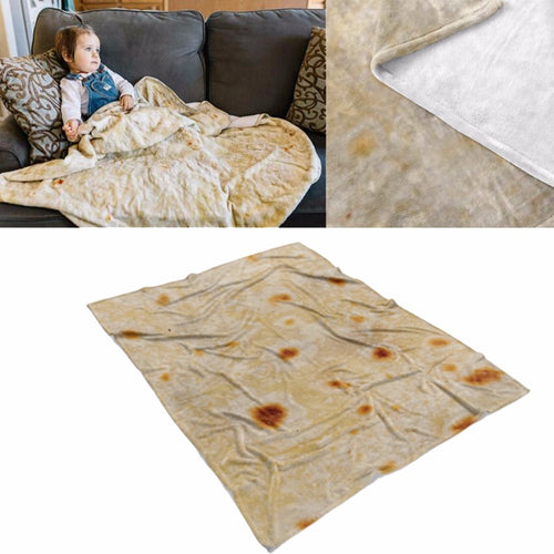The Tortilla Blanket - Lexury Goods