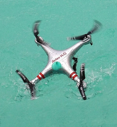 Waterproof 3D RC Drone