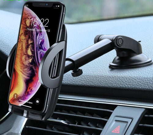360 Rotating Car Phone Holder / Mount - Lexury Goods