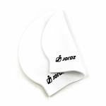 AqaSkim™ Silicone Swimming Cap - White