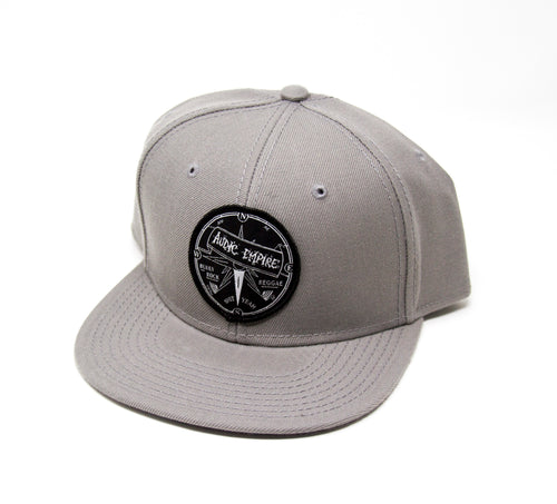 Audic Empire Grey Snapback