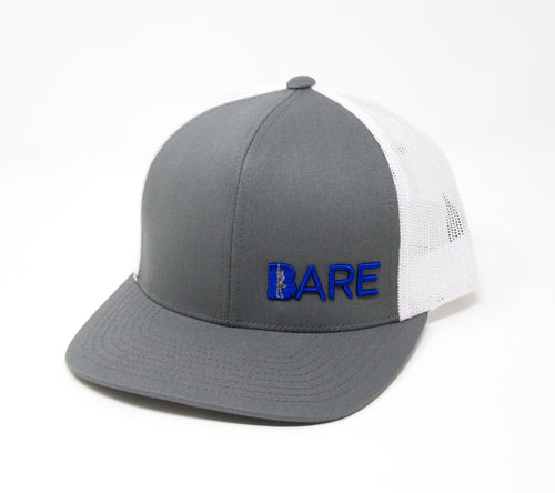 Bare Grey Trucker