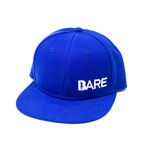 Bare Logo Snapback Royal