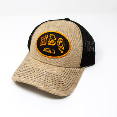 HBQ Curved Bill Trucker
