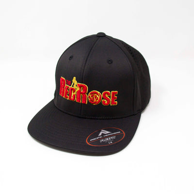 Red Rose Performance Hat