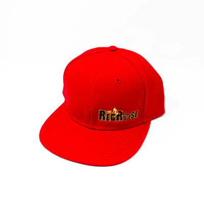 Red Rose Red Snapback