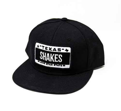 Shakespeare's License Plate Snapback
