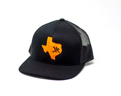 Yellow Rose Texas Trucker