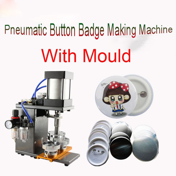 Pneumatic button Badge Maker button making machine Pneumatic button Badge  Maker button making machine