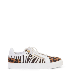 Kathryn Wilson Bridget Trainer Zebra/Cheetah Calf