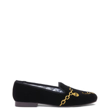Kathryn Wilson Mayfair Loafer Chainmail