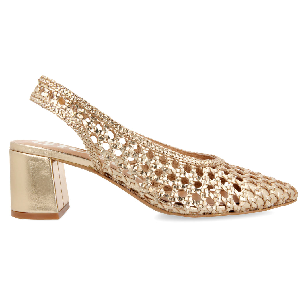 Gioseppo Canadice Soft Gold Metallic