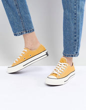 Converse CT 70 Canvas Low Sunflower Yellow 162063