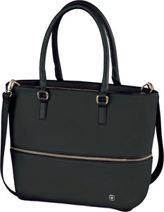 "Wenger EVA 13"" Womens Expandable Tote Black"