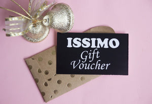 Issimo Gift Voucher