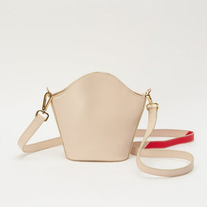 Jaggar The Label  Crossbody Ivory Bag