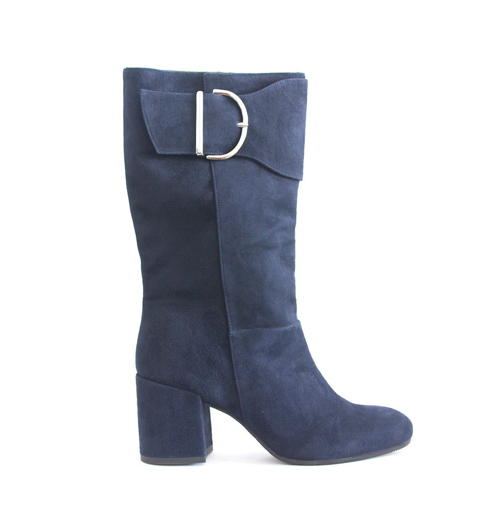 Oxitaly Roma 455 Blue Boot