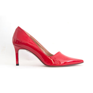 Oxitaly Stefy 02 Red Patent
