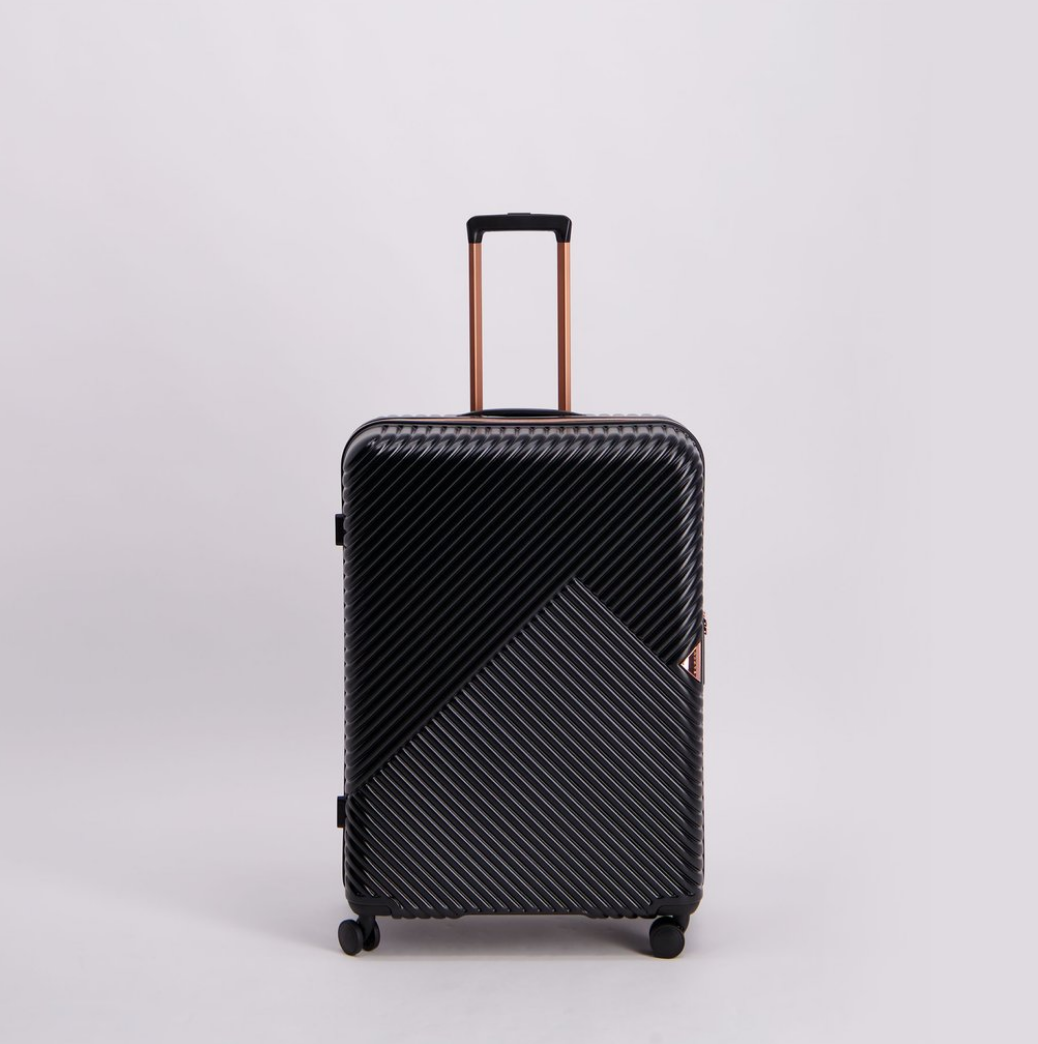 SABEN Suitcase Medium Black