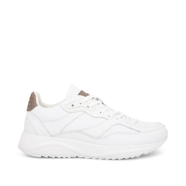 Woden Sophie Bright White Leather