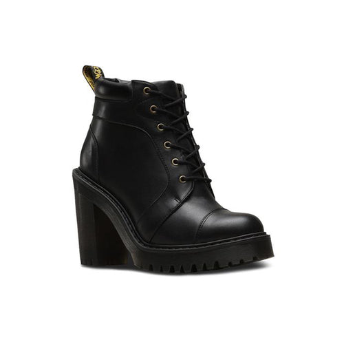 Doc Marten Averil 6 Eye Boot Black