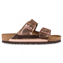 Birkenstock Arizona SFB Metallic Copper